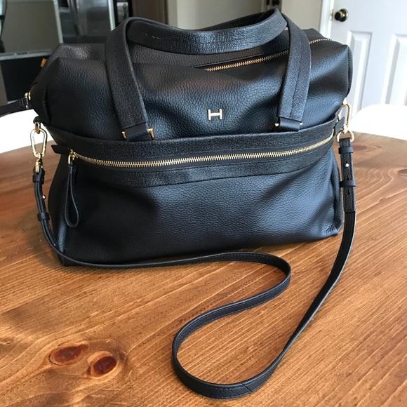 H by Halston Handbags - H by Halston large satchel handbag 157a90c2a9058
